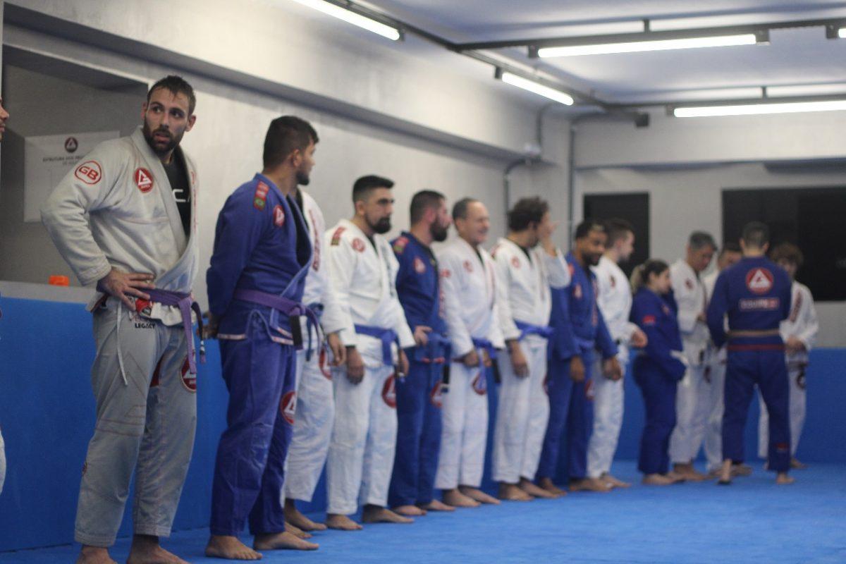 Benefícios de treinar Jiu-Jitsu